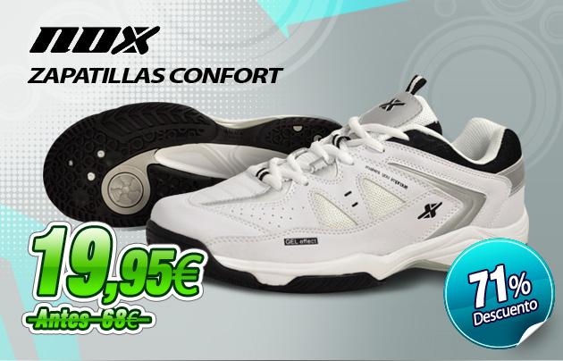 precios calzado técnico nox confort