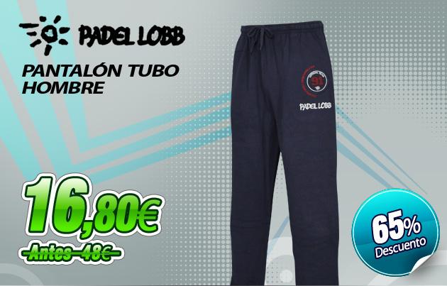 comprar pantalon tubo padel lobb