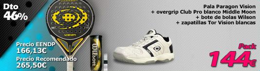 precio calzado técnico vision pack paragon I